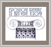 Esposizione Triennale di Roma