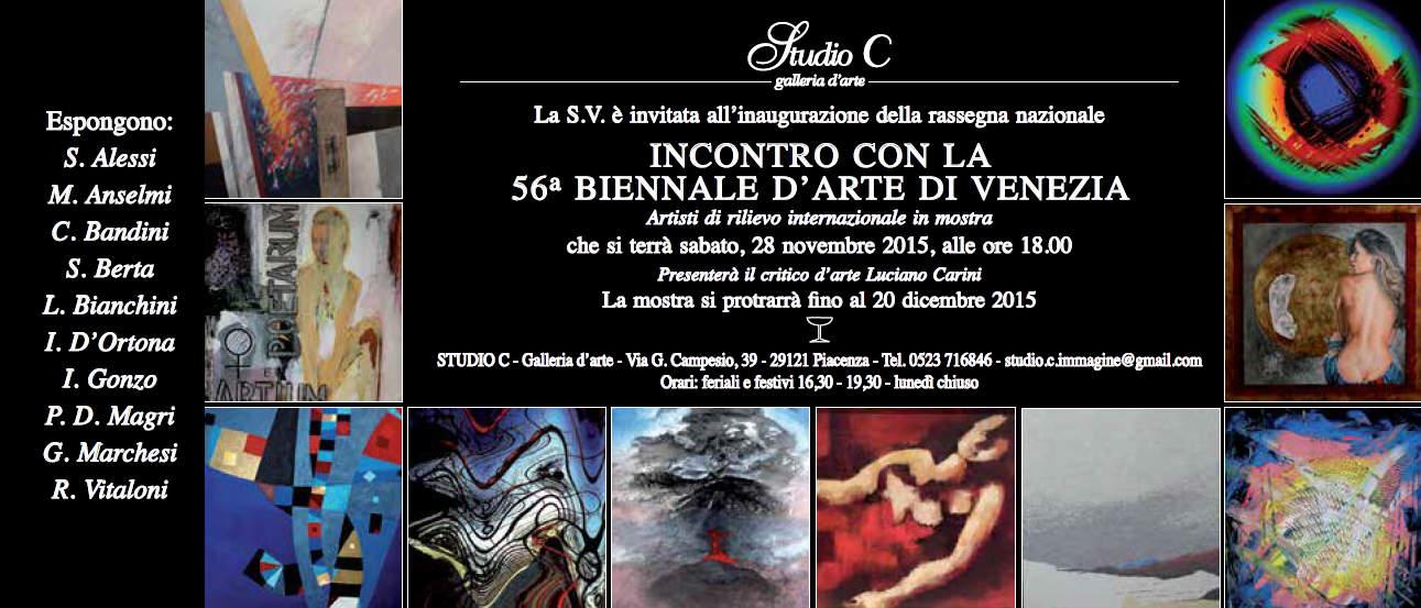 """Rassegna """"Incontro con la Biennale"""""""